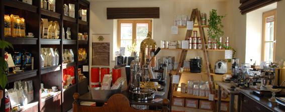 allespresso Ladengeschäft Schliersee