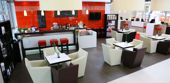 allespresso Cafe Lounge im Atrion Tegernsee in 83703 Gmund/Moosrain